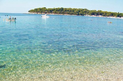 spiagge Istria Croazia per bambini