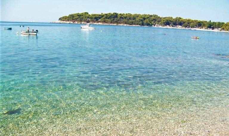 Spiagge Istria: dove trovare spiagge di sabbia a Pola per una vacanza con bambini