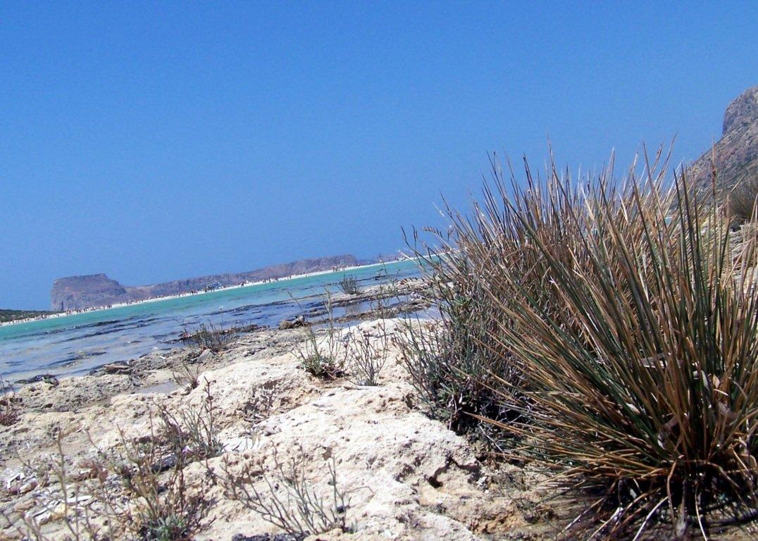 Balos Lagoon a Crete