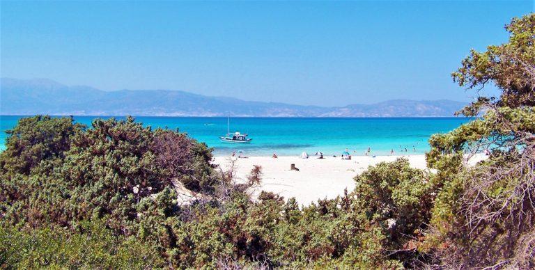 Chrissi Island: il mare caraibico tra le spiagge di Creta