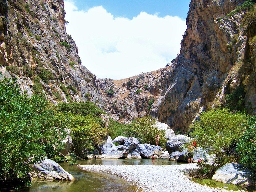 Gola Kourtaliotikos Creta