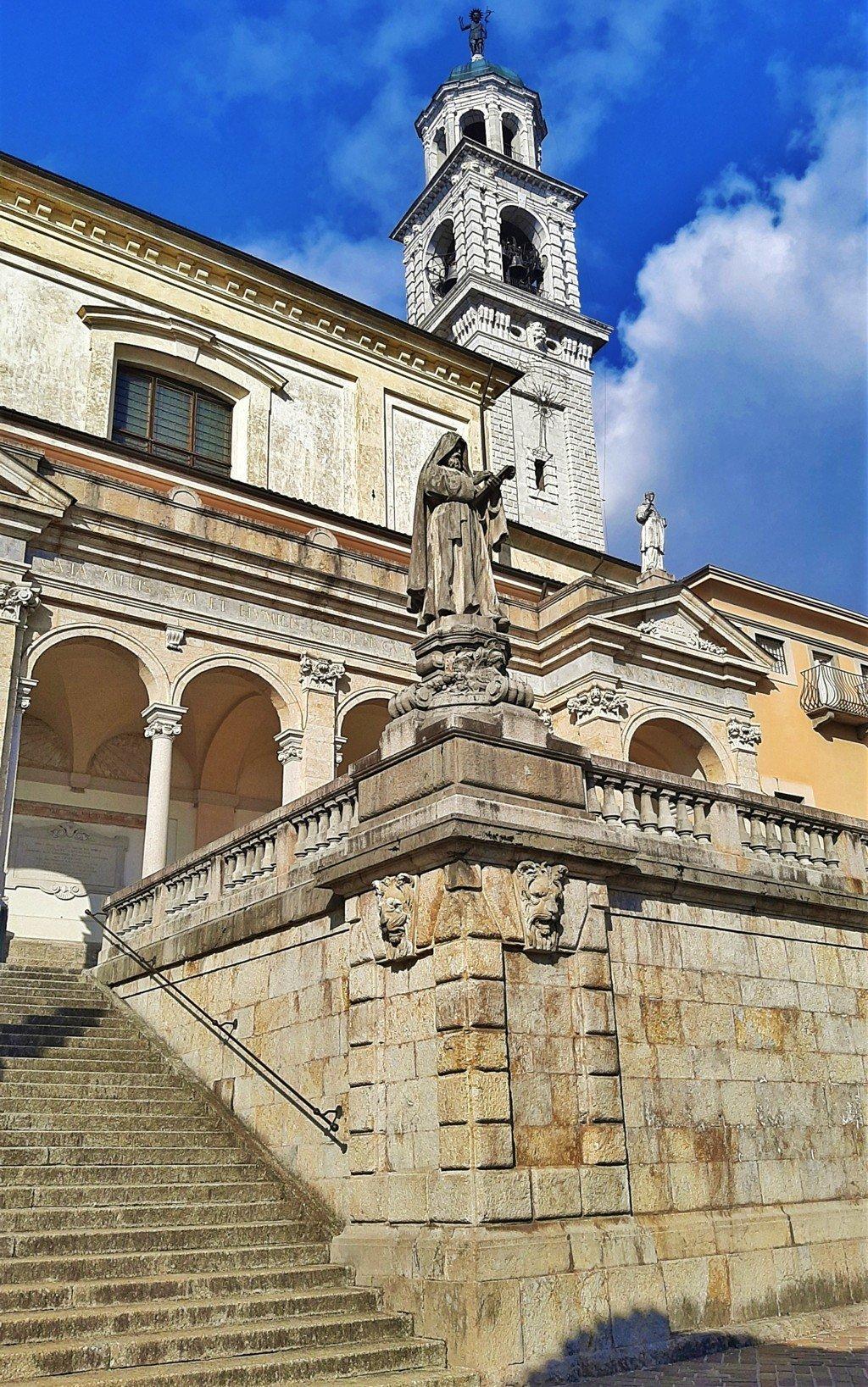 La Basilica di Santa Maria Assunta a Clusone