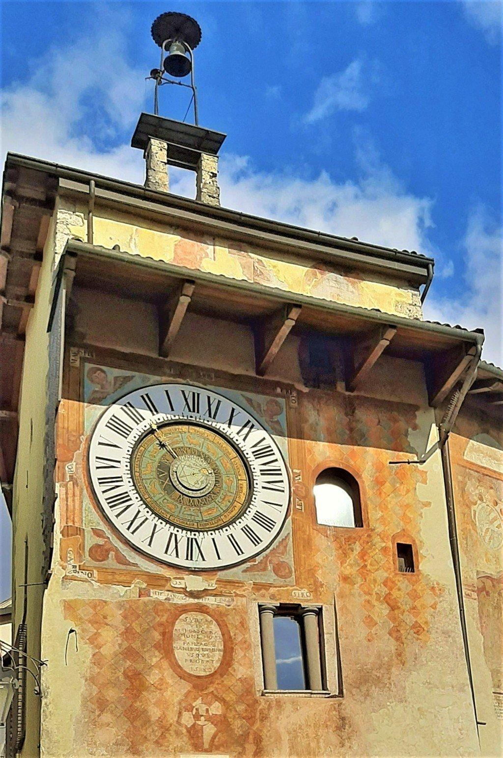 L'orologio astronomico di Clusone