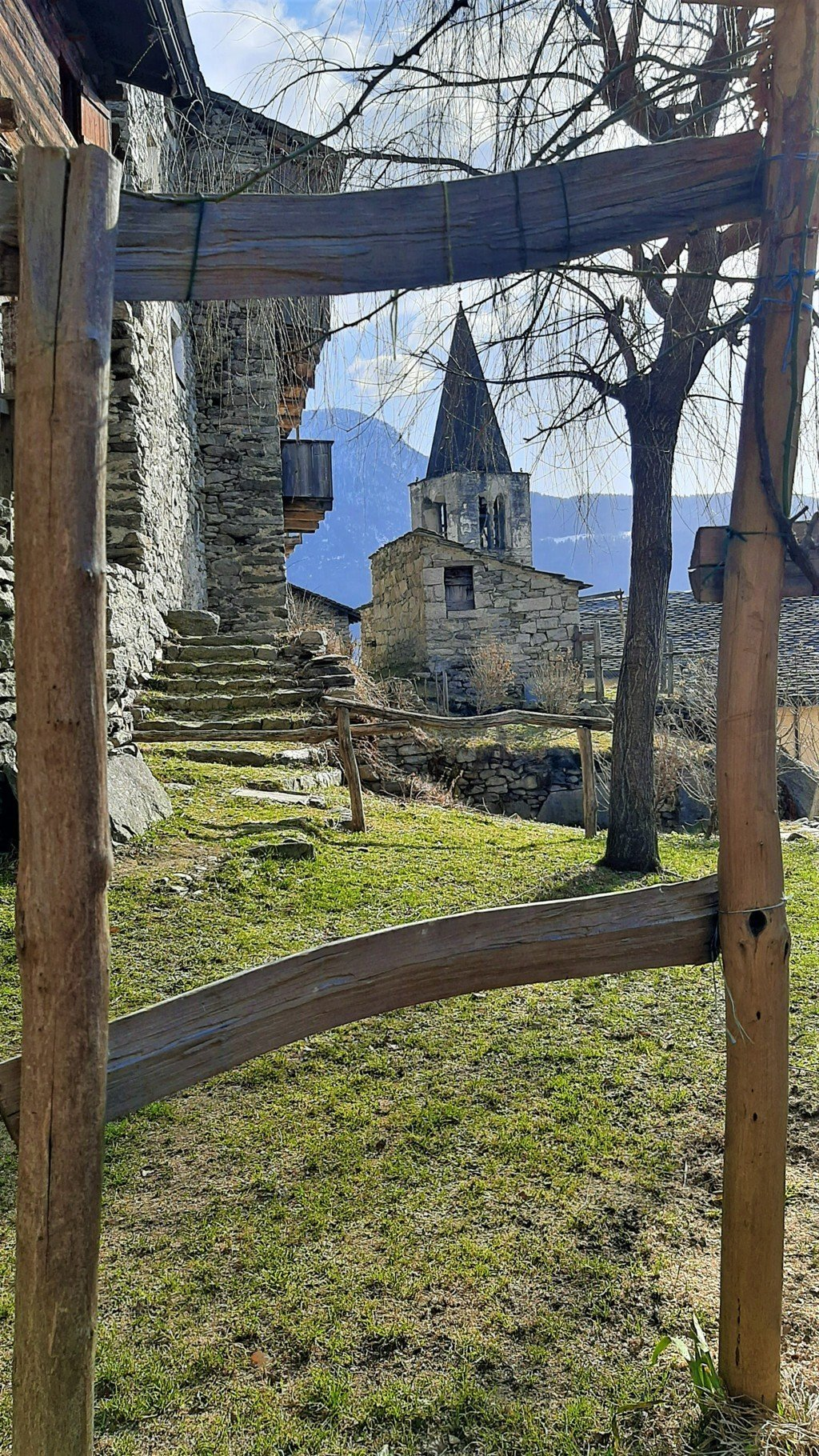 Sito storico di Savogno in Valchiavenna