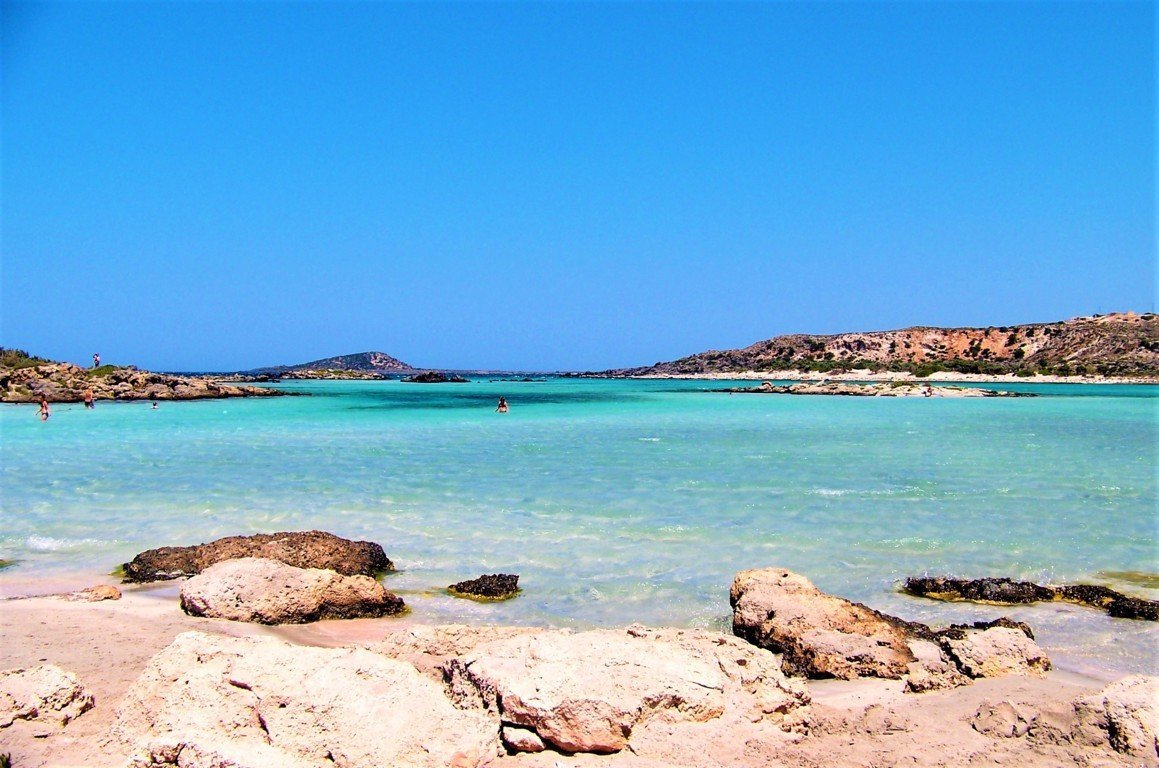Spiagge di Creta Ovest Falassarna