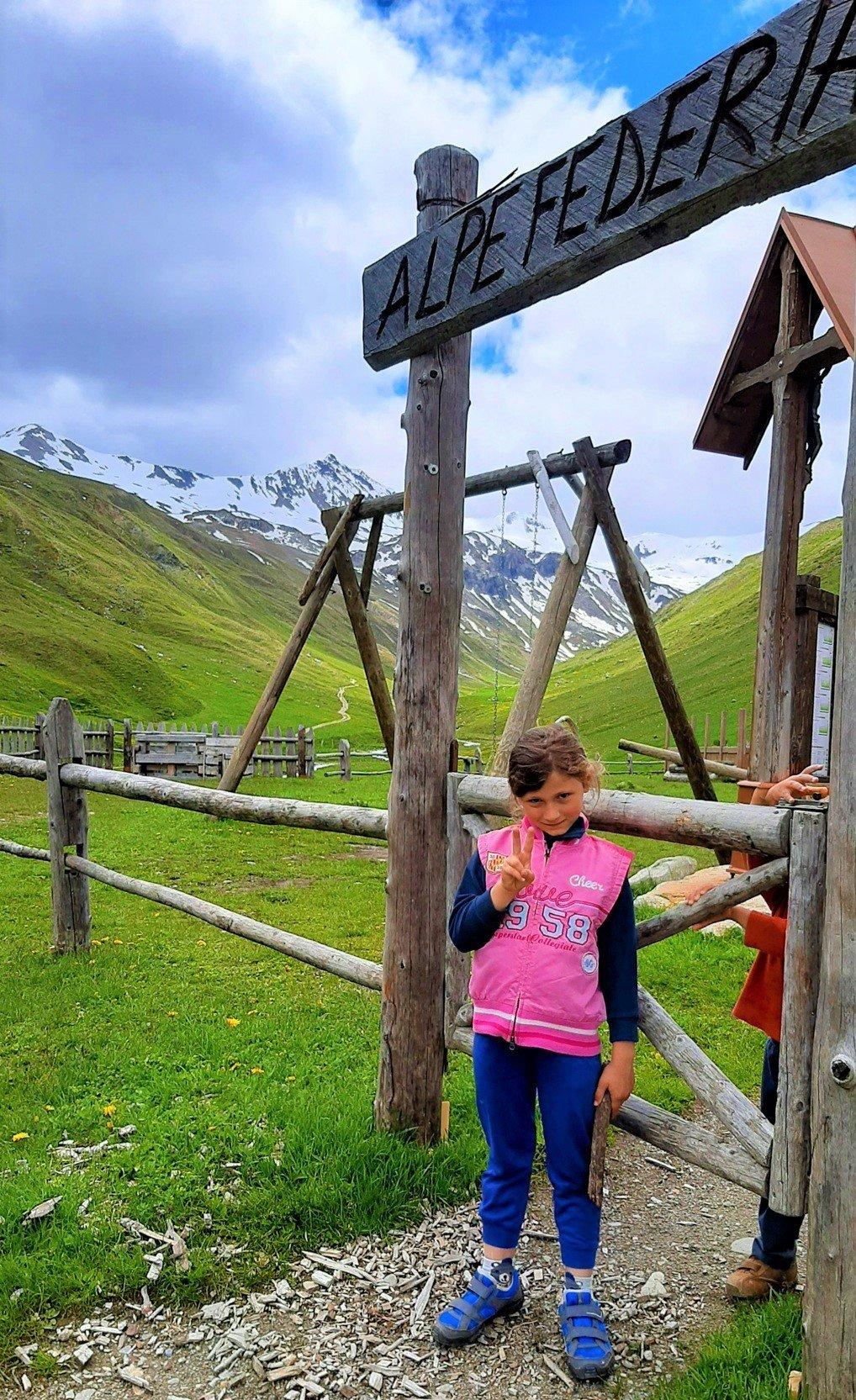 Vacanze in montagna in Italia a Livigno con bambini