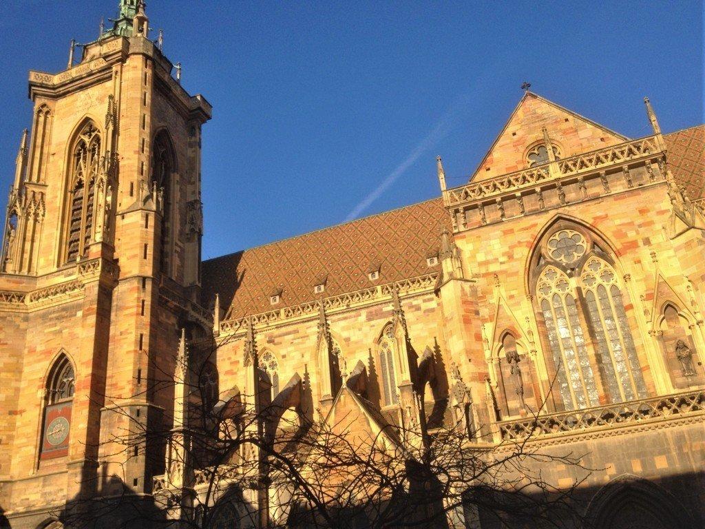 La Cattedrale di San Martino in Alsazia