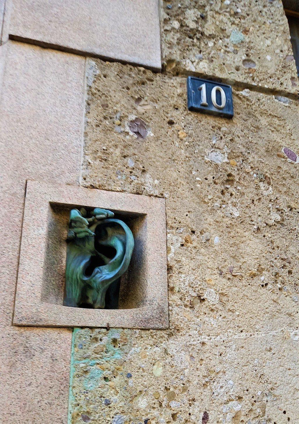 La Casa dell'Orecchio Milano segreta