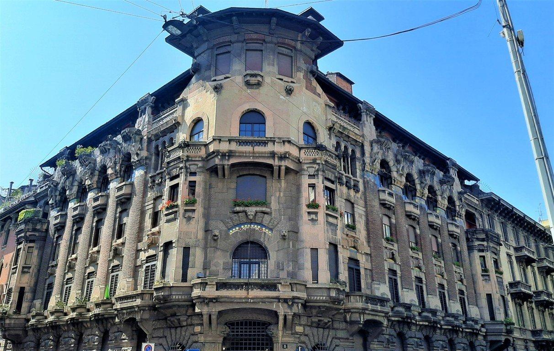 Palazzo Berri Meregalli Milano Segreta