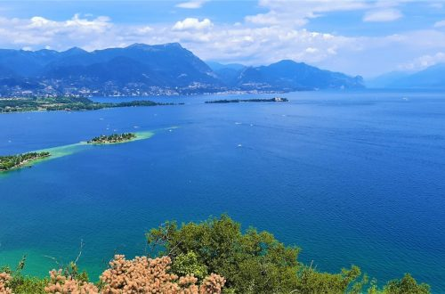 Rocca di Manerba panorama sul Lago di Garda
