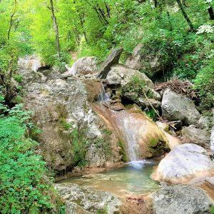 Pozze del Sentiero delle Vasche a Valmadrera