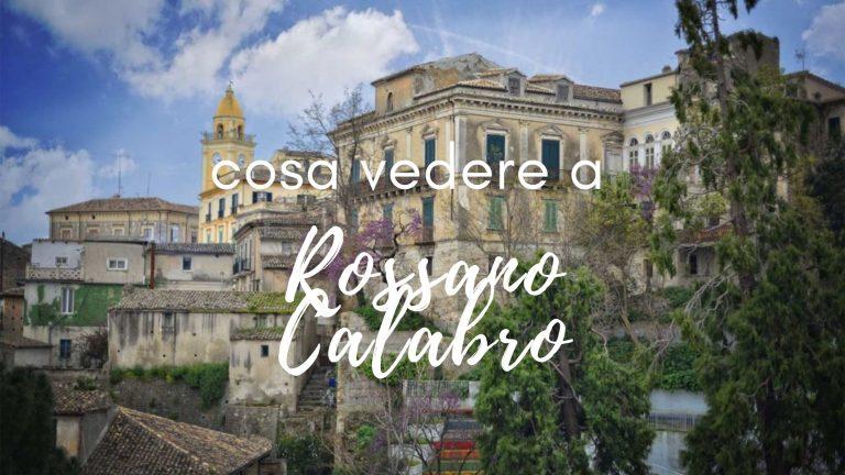Cosa vedere a Rossano Calabro tra Museo della Liquirizia e Codex