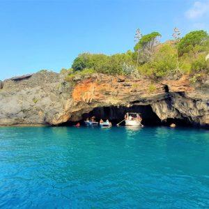 Isola di Dino in Calabria