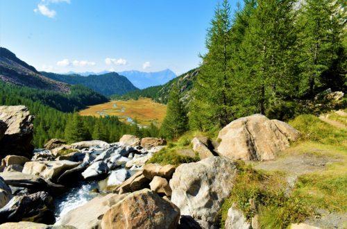 Preda Rossa in Val Masino