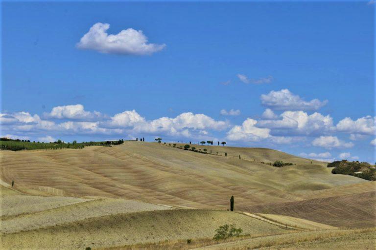 Val d'Orcia itinerario in auto di due giorni: 9 posti instagrammabili in Toscana